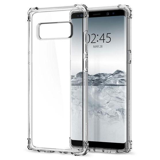 Spigen Crystal Shell Case for Samsung Galaxy Note 8 - Clear - SGP587CS21839