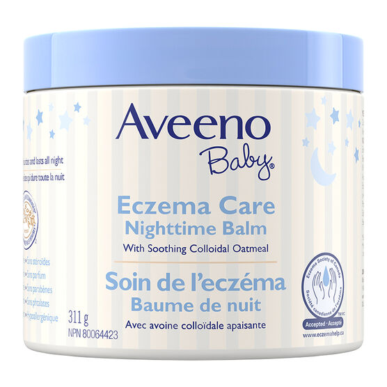 Aveeno Baby Eczema Care Night Balm - 311g