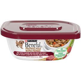 Purina Beneful Dog Food - Beef Stew - 283g