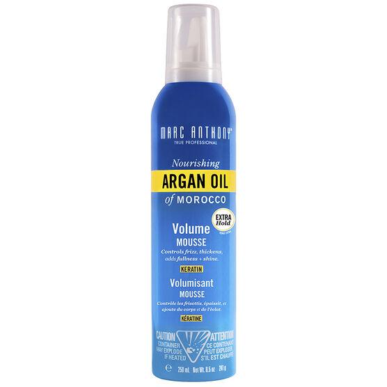 Marc Anthony Oil of Morocco Argan Oil Mousse - Volumizing - 250ml