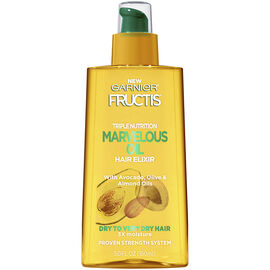Garnier Fructis Triple Nutrition Miraculous Oil Hair Elixir - 150ml