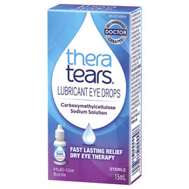 TheraTears Lubricant Eye Drops - 15mL