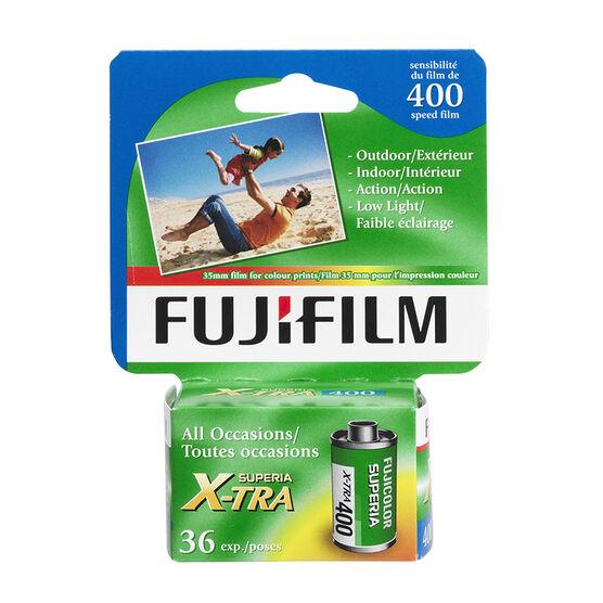 Fujicolor Superia X-TRA400 - 36 exp. - 600017390