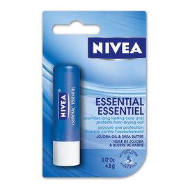 Nivea Essential Lip Care - 4.8g