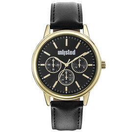 Unlisted by Kenneth Cole Men's Chronograph Watch - 10031968