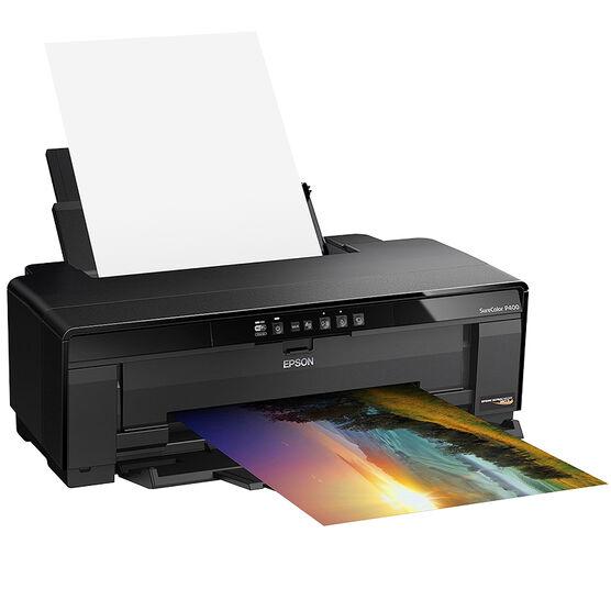 Epson SureColor P400 13inch Inkjet Colour Printer - C11CE85201