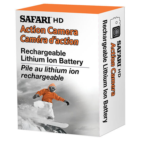 Safaricam POV Camera Battery - 900mAh - SAFAIBP