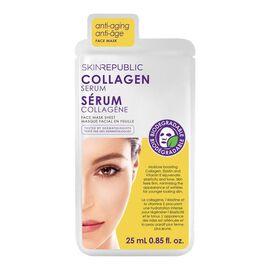 Skin Republic Collagen Serum Face Mask - 25ml