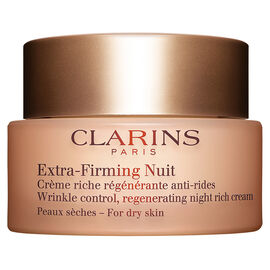 Clarins Extra-Firming Nuit Night Cream for Dry Skin - 50ml