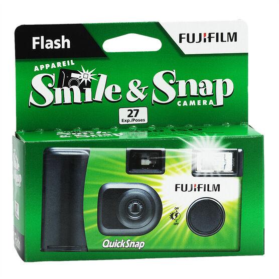 Fuji Smile 'n Snap Single Use Camera