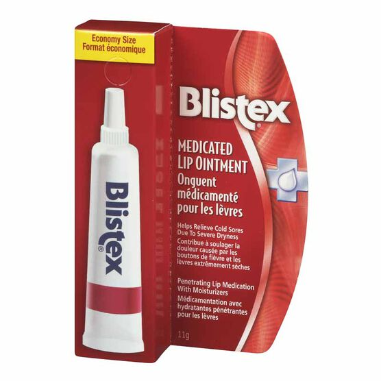 Blistex Medicated Lip Ointment - 11g