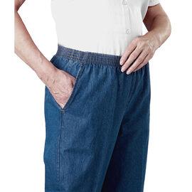 Silvert's Women's Pull-On Denim Jeans - 10 - 20