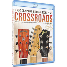 Eric Clapton - Crossroads Guitar Festival 2013 - Blu-ray