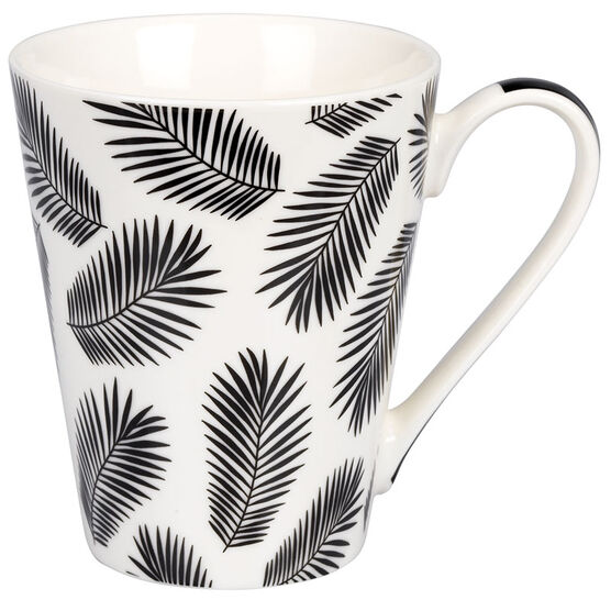 London Drugs Porcelain Mug - Tropical - 400ml
