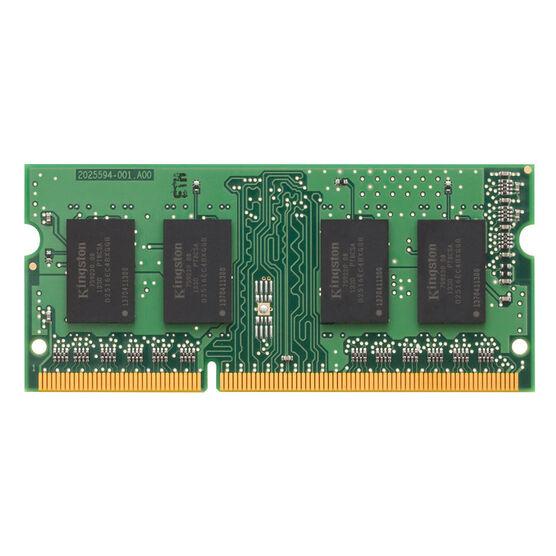 Kingston 8GB DDR3L 1600MHz SO-DIMM - KCP3L16SD8/8