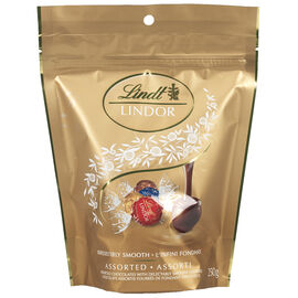 Lindt Lindor - Assorted Pouch - 250g