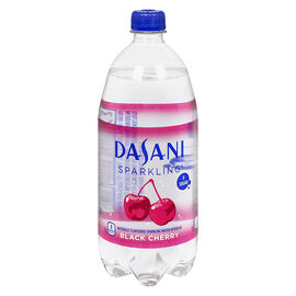 Dasani Sparkling Water - Black Cherry - 1
