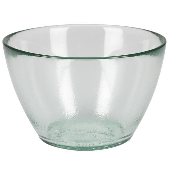 London Drugs Green Glass Authentic Bowl - 10 x 14cm