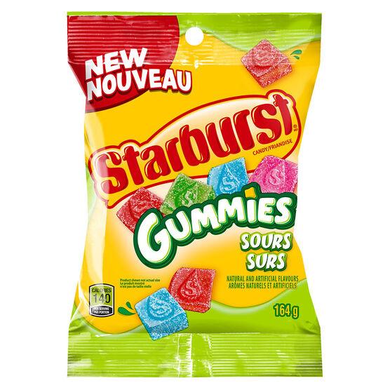 Starburst Gummies -Sours - 164g