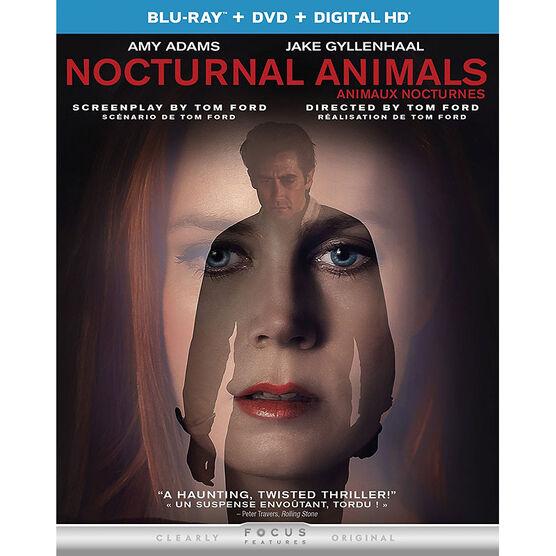 Nocturnal Animals - Blu-ray