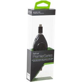 ReTrak Micro USB Charge Cable - Black - ETPRM5