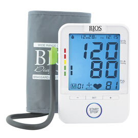 Bios Easy Read Blood Pressure Monitor - BD201