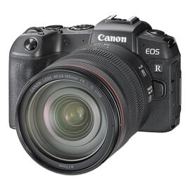 Canon EOS RP with 24-105mm R Lens - 3380C012