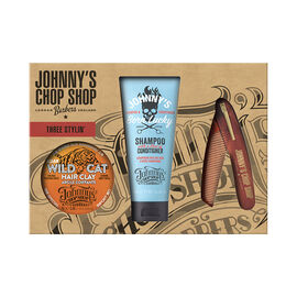 Johnny's Chopshop Giftset - 3 piece