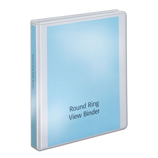 London Drugs View Binder - 1""