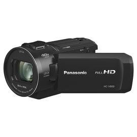 Panasonic HC-V800K 4K Camcorder - Black - HC-V800K