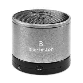 Logiix Blue Piston Wireless Bluetooth Speaker - Silver - LGX12229