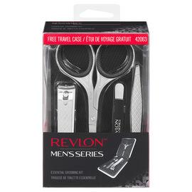 Revlon Men's Series Essential Grooming Kit