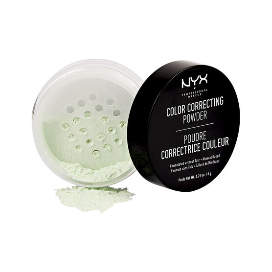 NYX Professional Makeup Color Correcting Powder - Green