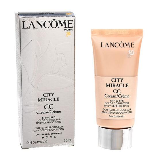 Lancome City Miracle CC Cream - 03 Beige Aurore