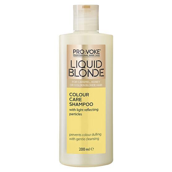 Pro:Voke Liquid Blonde Colour Care Shampoo - 200ml