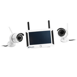 Swann All-in-one Wi-Fi HD Monitoring System - SSWNVW-470P - Open Box Display Model
