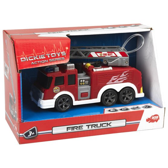 Dickie Fire Engine