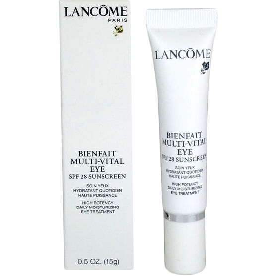 Lancome Bienfait Multi-Vital Eye SPF 28 Treatment - 15g