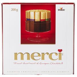 Merci Chocolates - Assortment - 200g