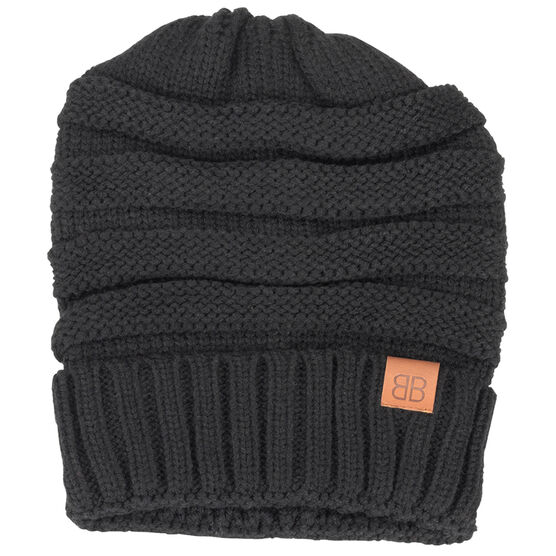 Point Zero Ladies Ribbed Toque - Assorted