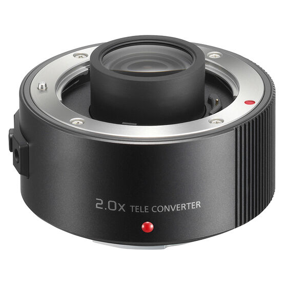 Panasonic LUMIX 2.0x Teleconverter Lens - DMWTC20