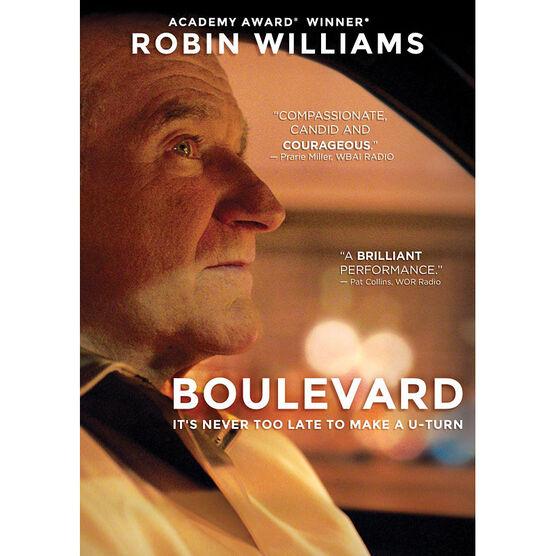 Boulevard - DVD