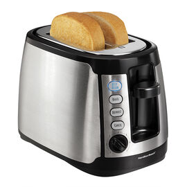Hamilton Beach 2 Slice Toaster - Stainless Steel - 22811C