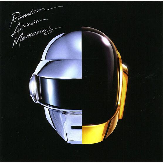 Daft Punk - Random Access Memories - CD