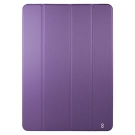 Logiix Cabrio iPad Folio Case - 9.7 Inch 2017 - Purple - LGX-12479