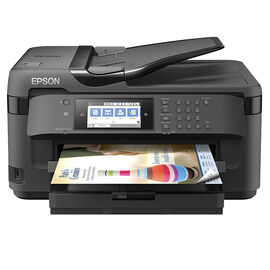 Epson WorkForce WF-7710 Wireless Wide-format All-in-One Printer
