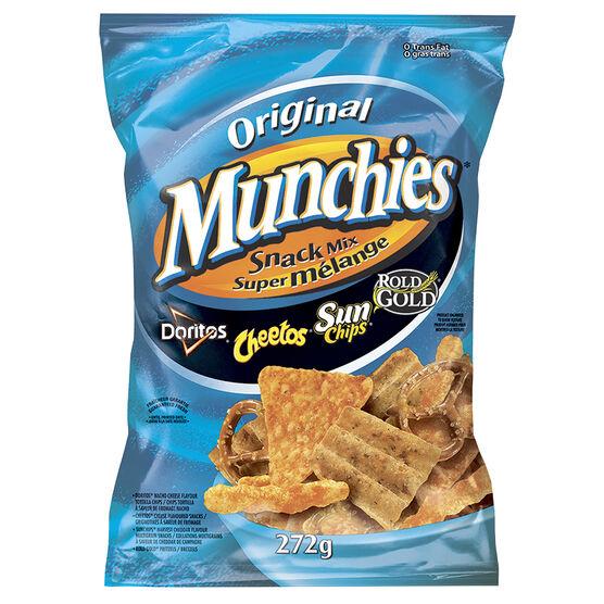 Munchies Snack Mix - Original - 272g