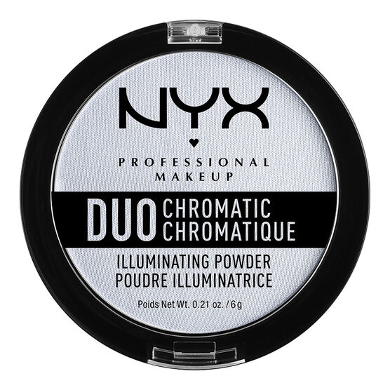 NYX Professional Makeup Duo Chromatic Powder - Twilight Tint
