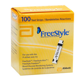 FreeStyle Test Strips - 100's
