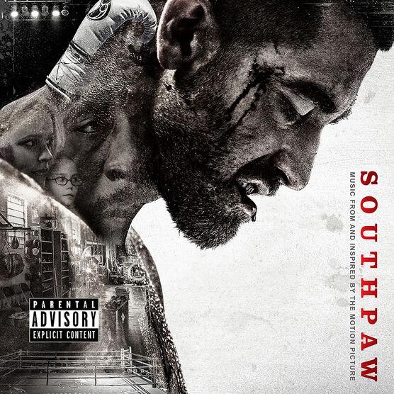 Soundtrack - Southpaw - CD